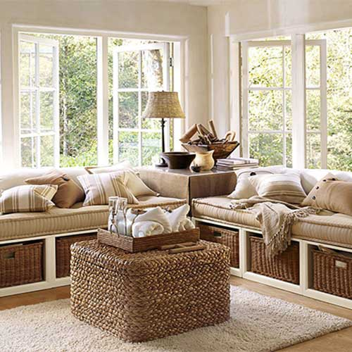 Trends in bamboo and rattan furniture
